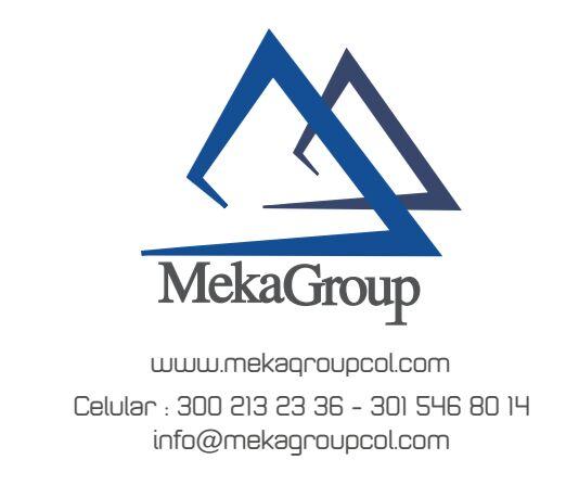Mekagroup Logo
