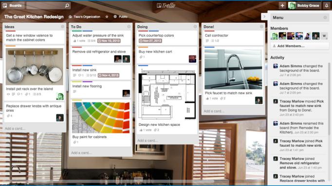 apps para 2015 Trello